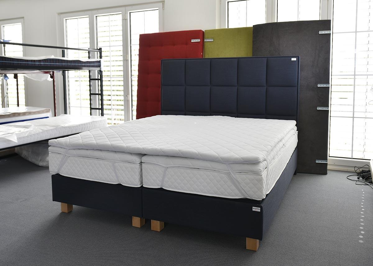 Boxspringbett, neu, www.artlux.ch